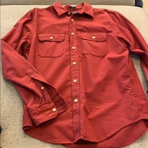 Abercrombie & Fitch Mens button down top M